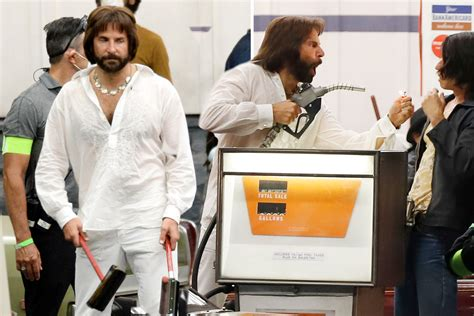 Bradley Cooper spotted on set of Paul Thomas Anderson's