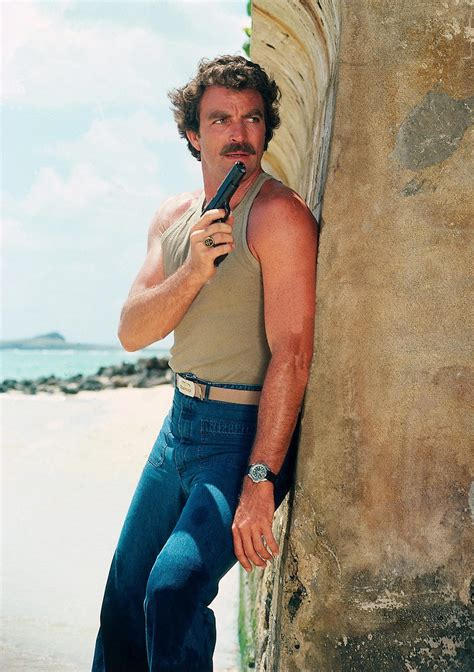 Tom Selleck Has Never Used Email, Wants to Play Himself in