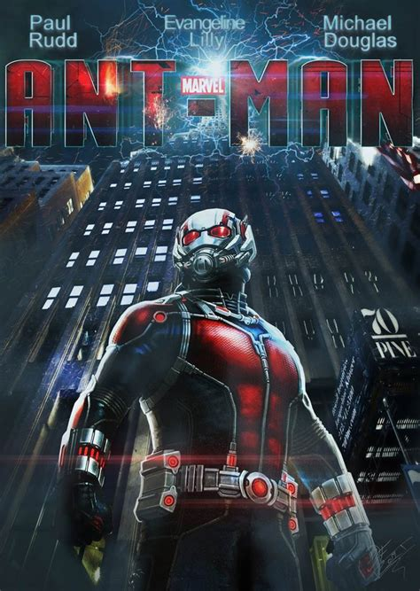 Ant Man Movie Wallpapers And Trailer - XciteFun