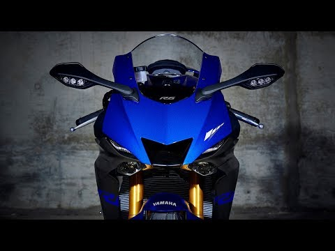 Yamaha YZF-R1 60th Anniversary Edition Shows a Timeless