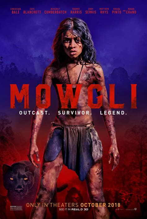 Rohan Chand Delivers a Blockbuster Performance in 'Mowgli