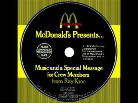 McDONALD'S New (1979) Theme Song & Ad Campaign