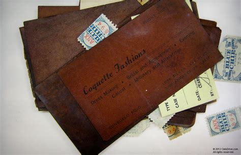 Rosemary LaBianca's Business Cards | Charles Manson Family