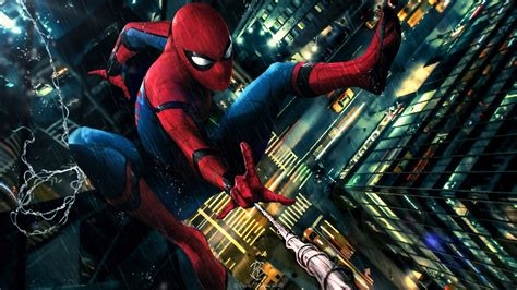 Spider Man Homecoming Fan art Wallpapers | HD Wallpapers