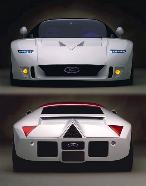 Ford GT90 ~ top expensive car