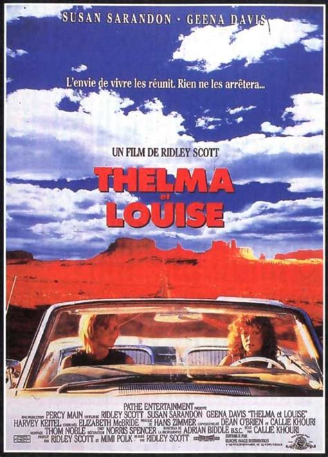 Thelma & Louise Movie Poster (#2 of 2) - IMP Awards