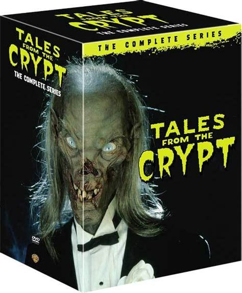 """""""Tales from the Crypt"""" Complete Series Set Coming in June"""