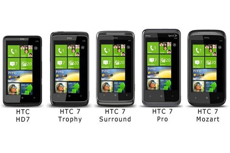 Get inside HTC new Windows Phone 7 devices