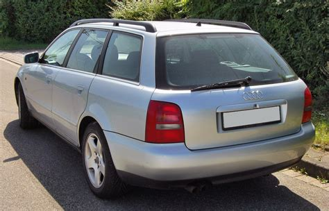 1994 Audi A4 (8d,b5) – pictures, information and specs