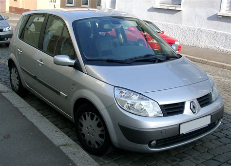 1998 Renault Scenic (ja) – pictures, information and specs