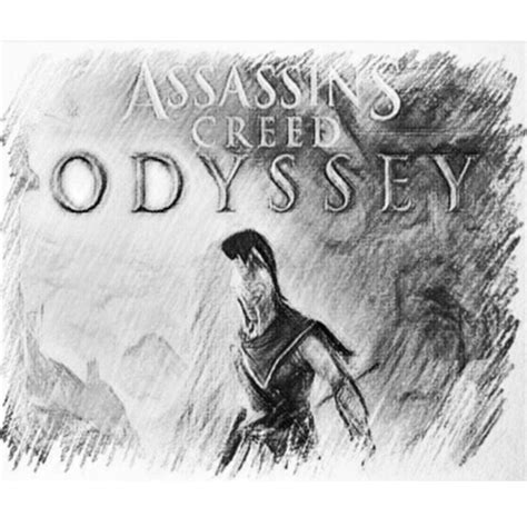 Assassin's Creed Sketch Drawing | Assassin's Creed