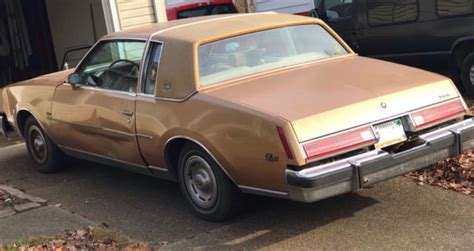 Vintage 1980 Buick Regal Limited! Classic One Owner