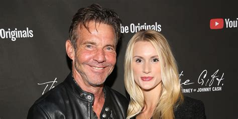 Dennis Quaid Addresses 39 Year Age Difference Between