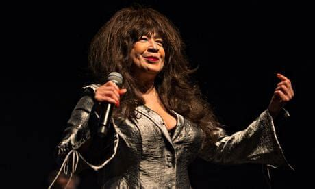 Ronnie Spector: 'When I hear applause, it's like I'm