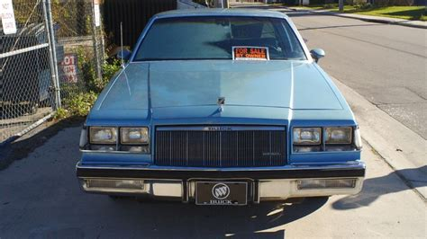 1985 Buick Regal Limited for sale