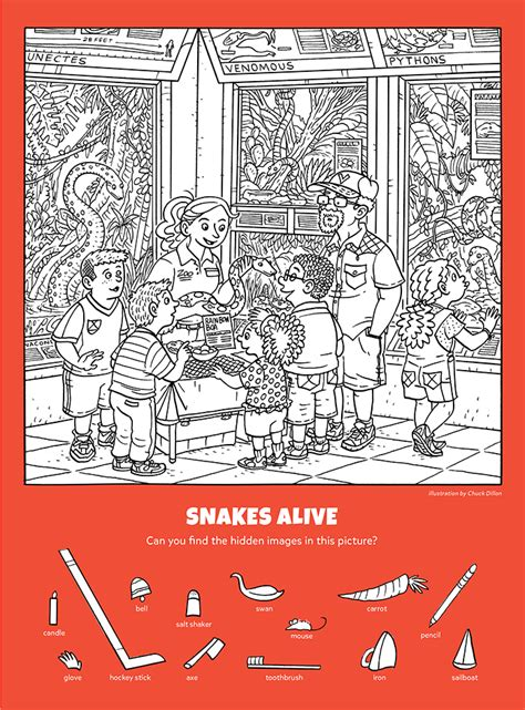 Snakes Alive! (Kids Game Activity) | Kids Answers