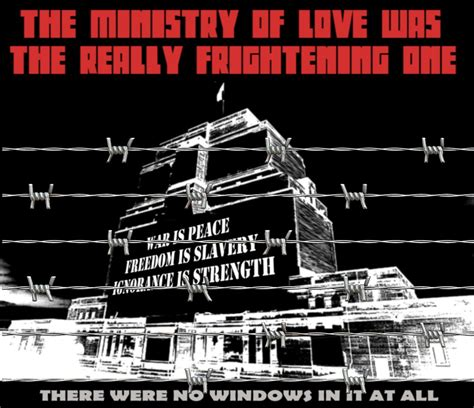 The Ministry Of Love - 1984 by George Orwell, Chapter 1