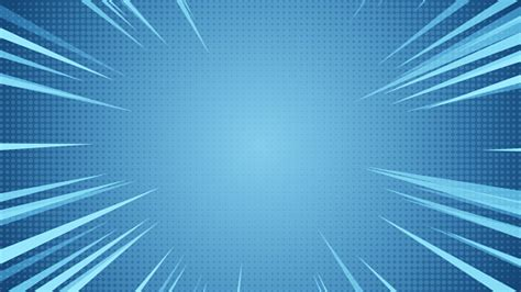 Radial Background Of Halftones And Highspeed Abstract