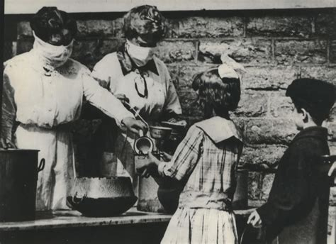 When The Pandemic Came To The Inland Northwest — 102 Years