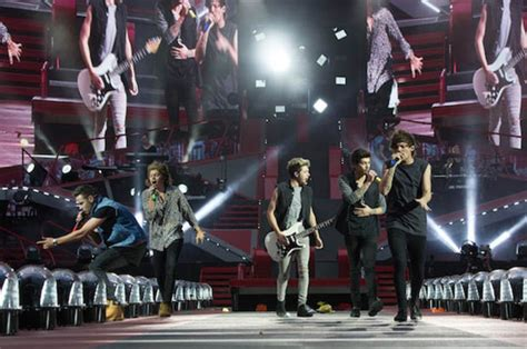 One Direction Where We Are Concert film   Daily Star