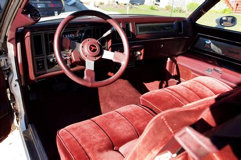 1987 BUICK REGAL LIMITED - 212435