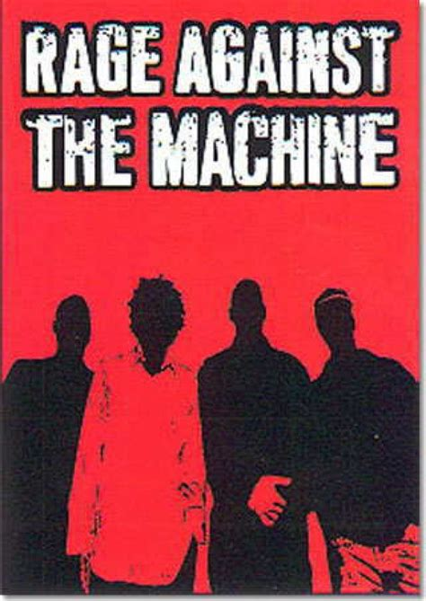 Rage Against The Machine posters - RATM Rage Against The